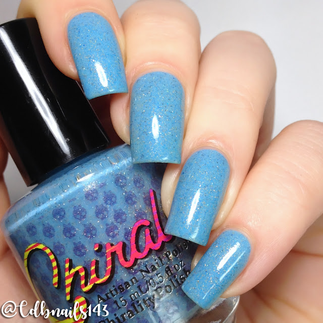 Chirality Polish-Fuch's Crypt