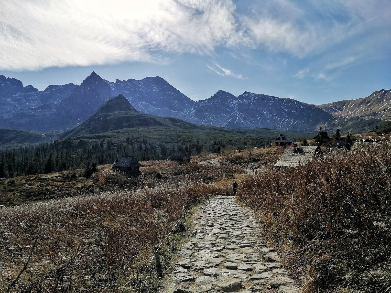 Tatravuoret, Tatra Mountains, Polan, Zakopane