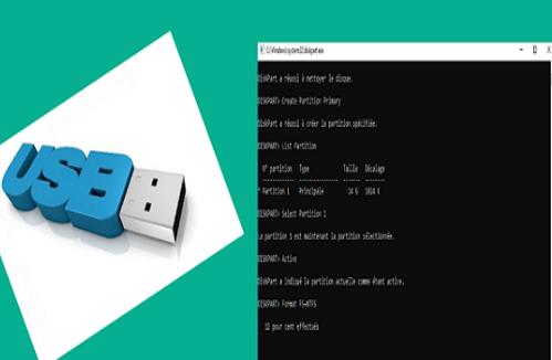طريقة إحترافية و مضمونة لعمل فورمات للفلاشة بدون برامج