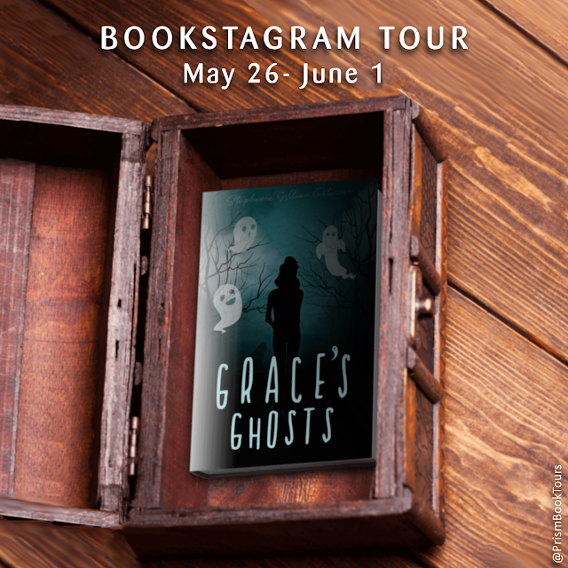 Check out the Bookstagram Tour for GRACE'S GHOSTS by Stephenie Wilson Peterson! #GGPrism