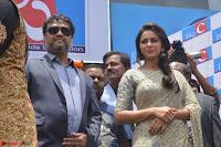 Rakul Preet Singh in a Designer saree at Launch of BIG C Show room at  Kurnool ~ Celebrities Galleries 063.jpg