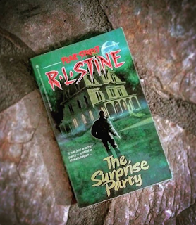 the surprise party rl stine