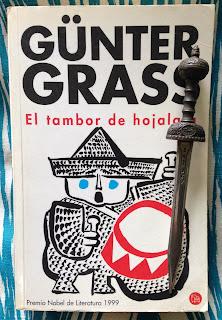 Portada del libro El tambor de hojalata, de Günther Grass