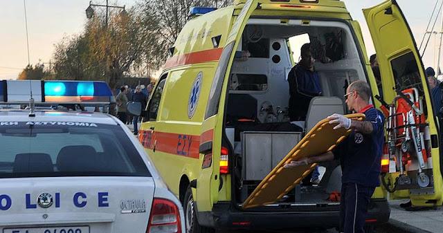 Δυο  συγκρούσεις αυτοκινήτων  στη Θεσσαλονίκη με μία τραυματία