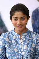 Sai Pallavi looks super cute in plain dress at her interview in Telugu about movie Fidaa ~ Exclusive Celebrities Galleries 056.JPG