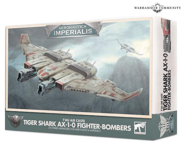 Tiger Shark AX 1-0 Fighter Bomber