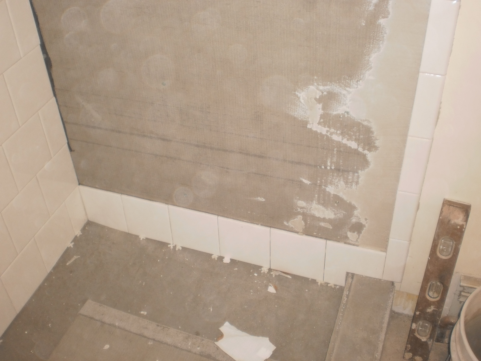 How To Install Kitchen Wall Tile