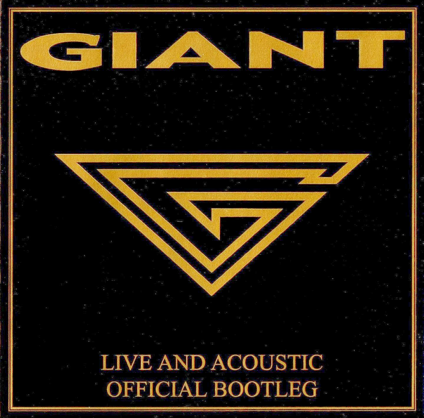 Giant - Live And Acoustic [Official Bootleg] (2003