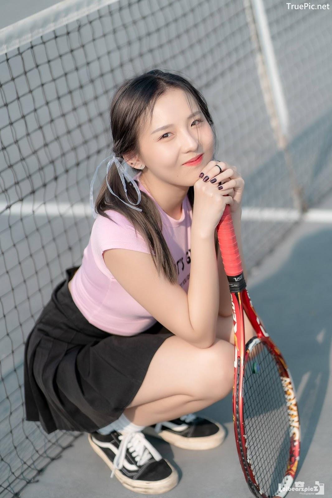 Image Thailand Model - Pattanan Truengjitrarat - Cute Sports Girl - TruePic.net - Picture-10