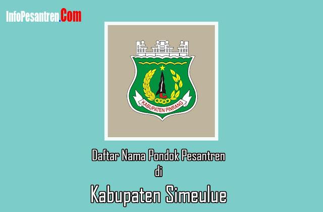 Pondok Pesantren di Kabupaten Pinrang
