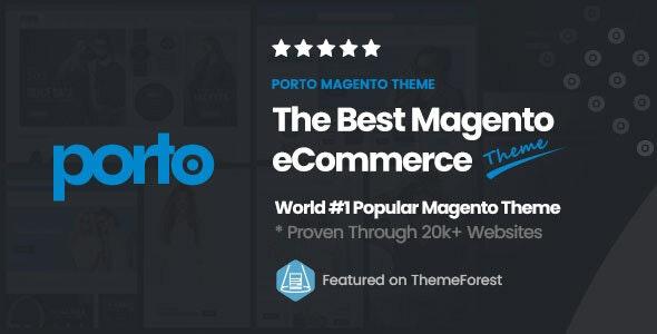 25 Most Popular Premium Magento Themes