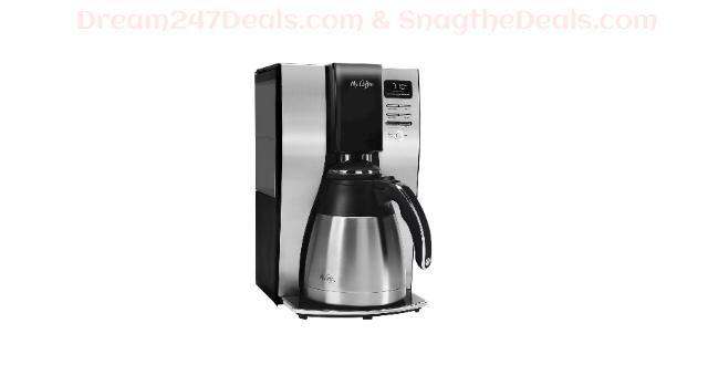 Mr. Coffee 10 Cup Programmable Thermal Coffee Maker - BVMC-PSTX91