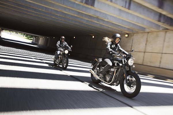Triumph anuncia taxa de financiamento de 0,89% em março para suas motos
