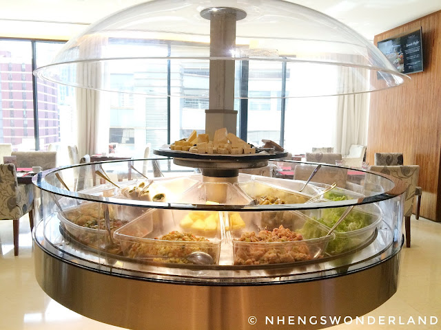 Spice Cafe - Salad Bar Buffet