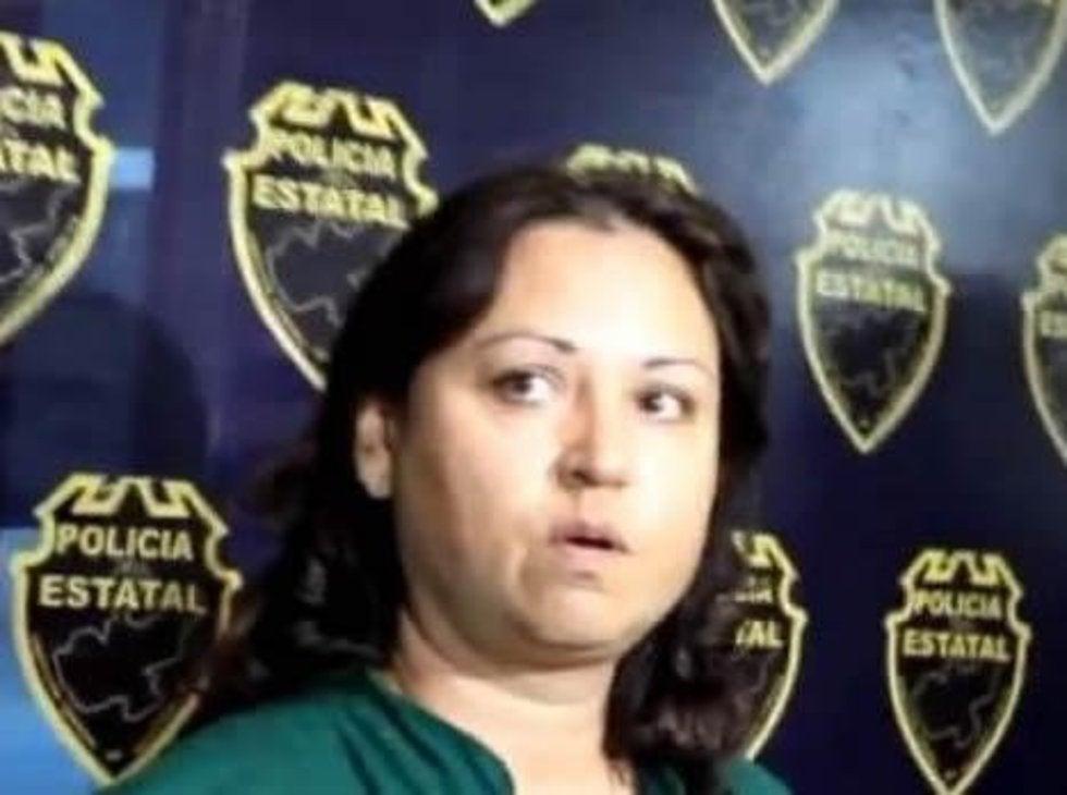 """Ella es """"La Estrella""""... La despiadada sicaria del Cártel Jalisco Nueva Generación y la primera líder de una célula de """"El Mencho"""""""