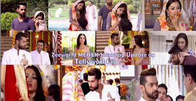 """Zee World Mehek 17th August 2019 Saturday Written Update """" Shaurya-Archie Engegment Mehek Comes Hit and Miss """"."""