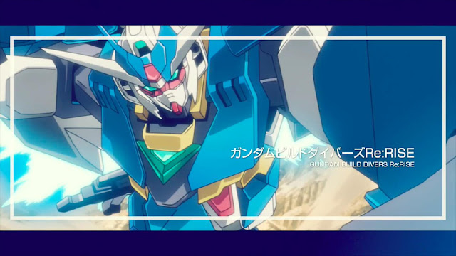 GUNDAM BUILD DIVERS Re:Rise revela fecha de estreno
