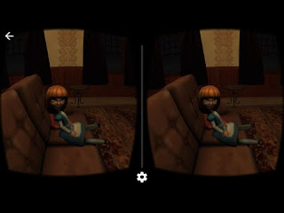 Sisters is a survival horror VR