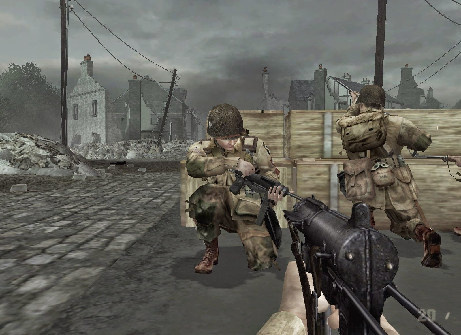 brothers in arms game download for pc