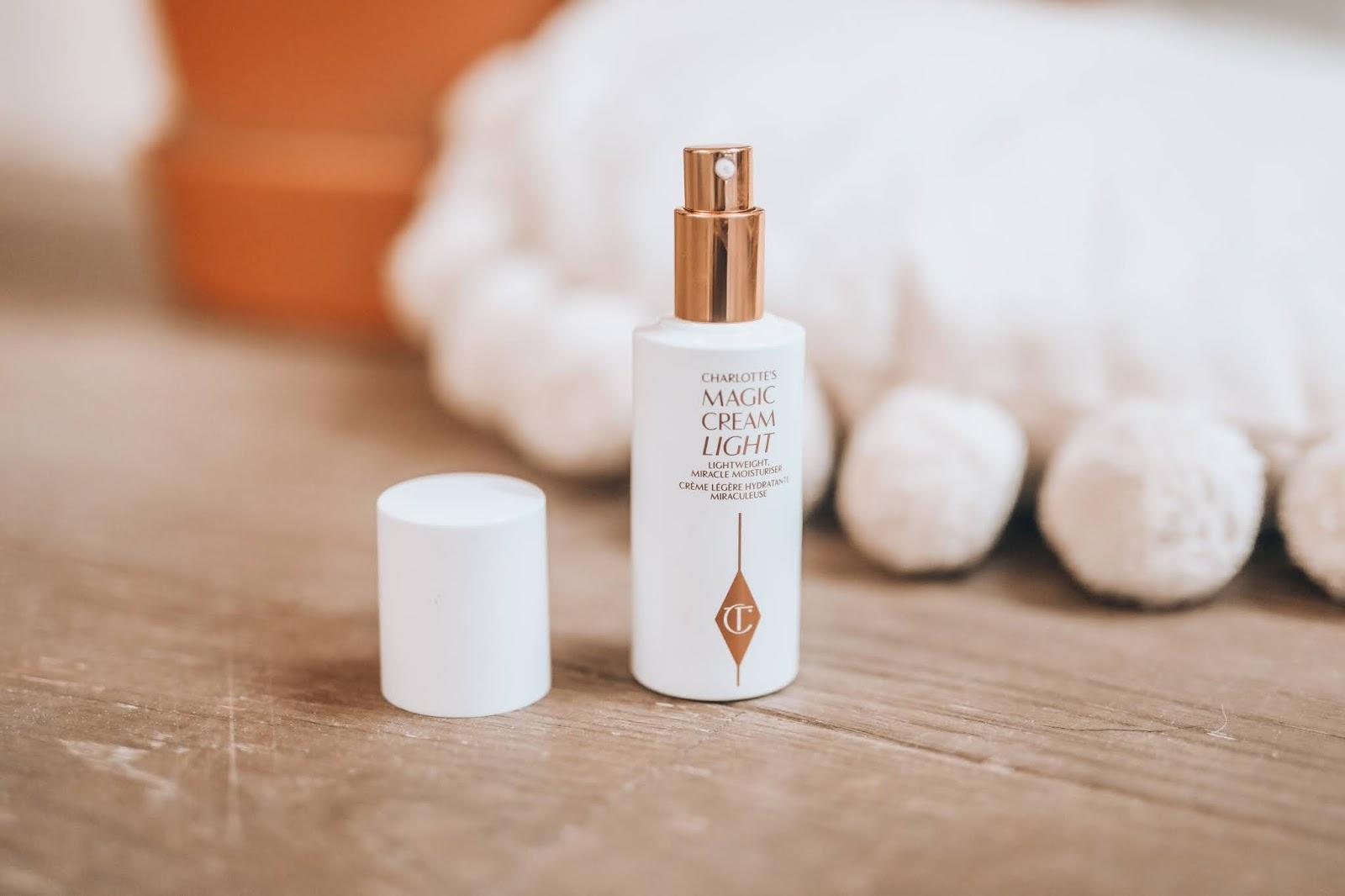 Charlotte tilbury magic cream light moisturiser