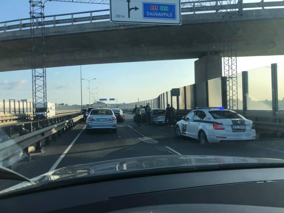 Avārija uz Dienvidu tilta