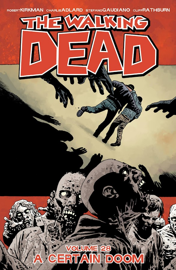 the walking dead a certain doom comics cover image robert kirkman