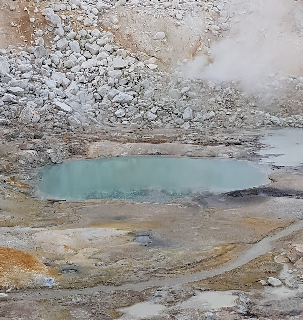 Did life on Earth start due to meteorites splashing into warm little ponds?
