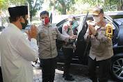 Ketua MUI dan FKUB Sambut Kedatangan Kapolda NTB di Kantor MUI Nusa Tenggara Barat