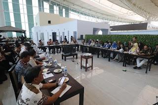 Tinjau BIJB, Komisi VIII DPR RI Dukung Penuh BIJB Sebagai Embarkasi/Debarkasi Haji 2020