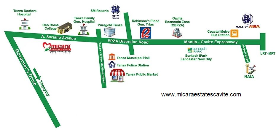 Micara Estates Cavite