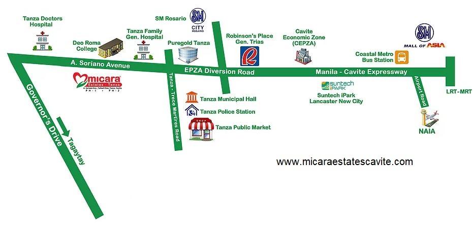 Micara Estates Cavite