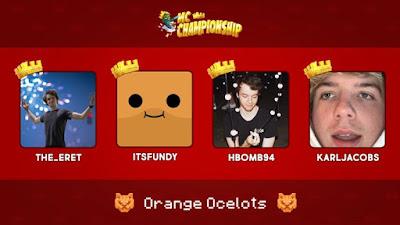 Orange Ocelots