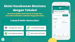 Sukses bisnis dengan Tokoko