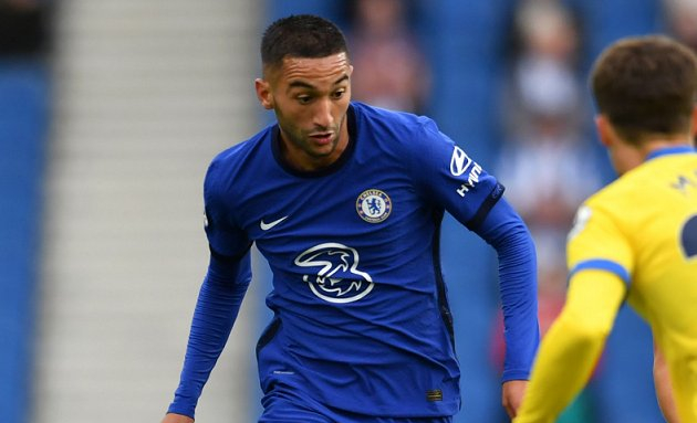 Chelsea had a little party' after victory at Man City: Ziyech