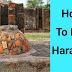 How to end Harappa | Harappan civilization history