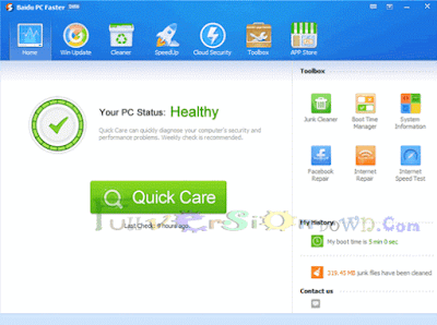 Free Download Baidu Pc Faster 5.1 Latest Version