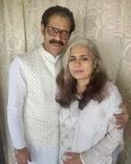 Anjum Fakih parents