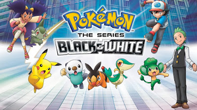 Pokemon Season 14 Black and White All Images in HD