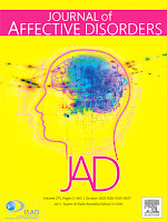 Journal of Affective Disorders cover
