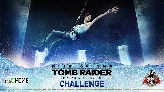 Rise of the Tomb Raider presenta celebraciones de su aniversario y su lista de trofeos