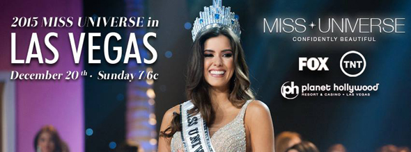 Critical Beauty: Coverage of Miss Universe 2015 - Las Vegas