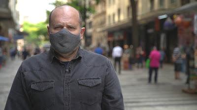 O repórter Gilberto Smaniotto mergulha no universo das mentiras - Divulgação