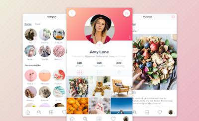 Cara Merubah Tampilan Instagram Android Seperti Iphone