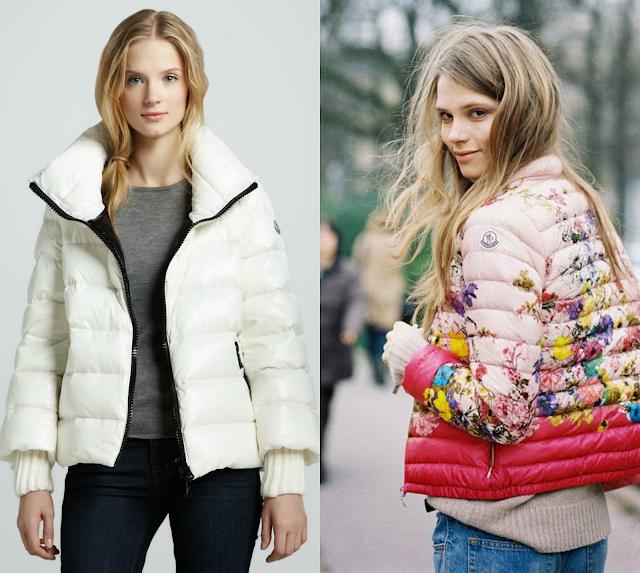 puffer jacket moda tendência 2017