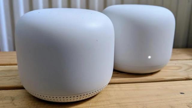 7. Google Nest WiFi