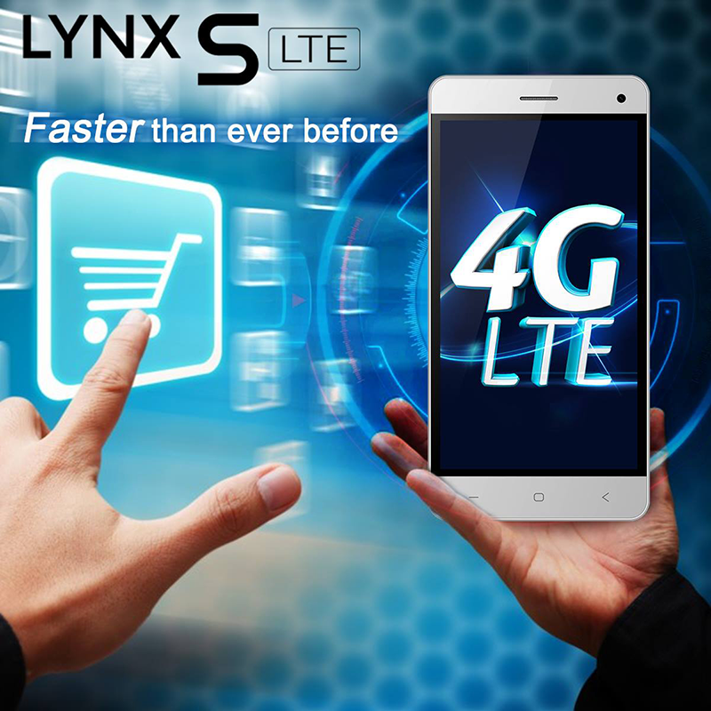 Finally, SKK Lynx S LTE Is Now Out, Loads With Marshmallow OS!