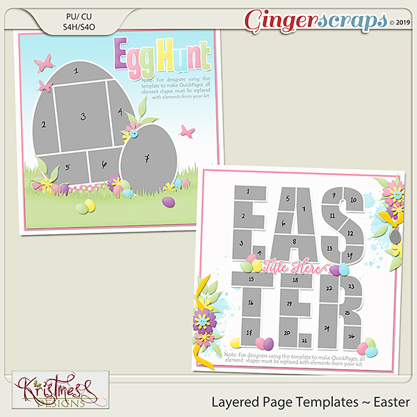 https://store.gingerscraps.net/Layered-Page-Templates-Easter.html