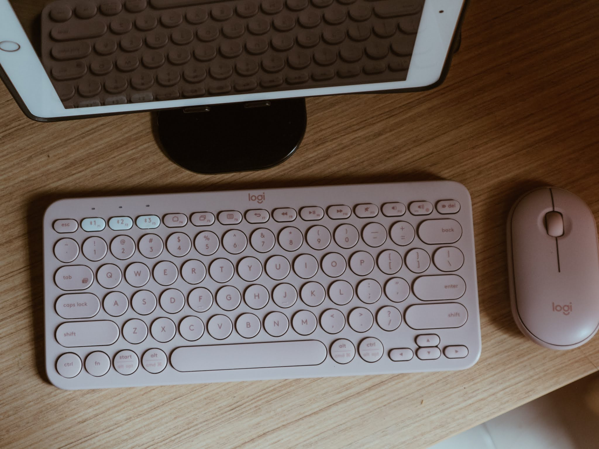 Review Logitech K380 Indonesia