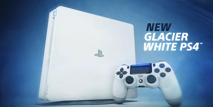 Pubblicità Nuova PS4 pubblicità glacier bianca - Musica spot Gennaio 2017