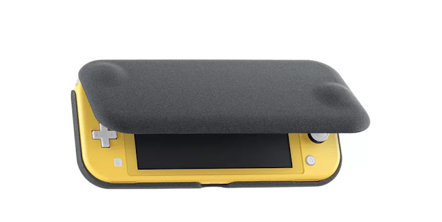 the Nintedo Switch Lite case